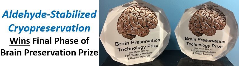 Despite Dearth Of Data Firms Sell Brain >> The Brain Preservation Foundation